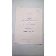 LARKSPUR USER HANDBOOK RADIO INSTALLATIONS IN FFR B VEHICLES  PART 6 SUPP 1
